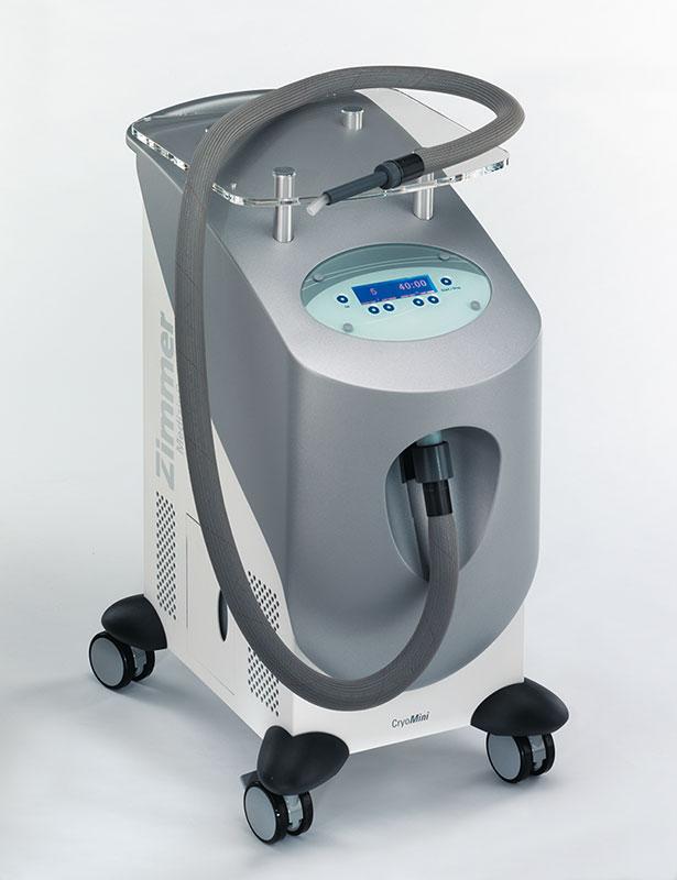Zimmer MedizinSysteme GmbH: Cryo Mini Arm Front