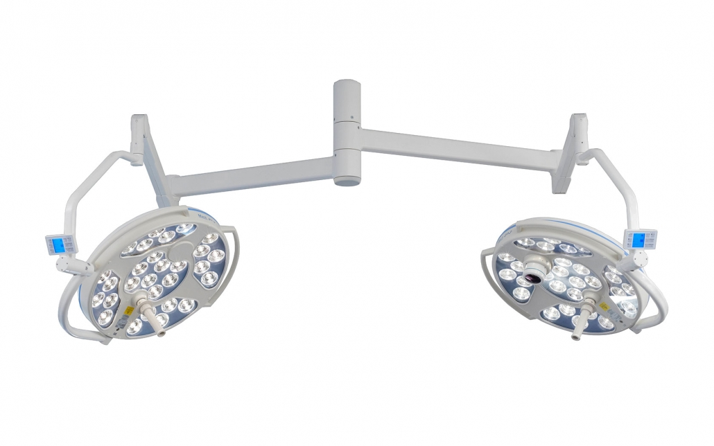 Referenzen Dr. Mach GmbH: LED 3 DUO