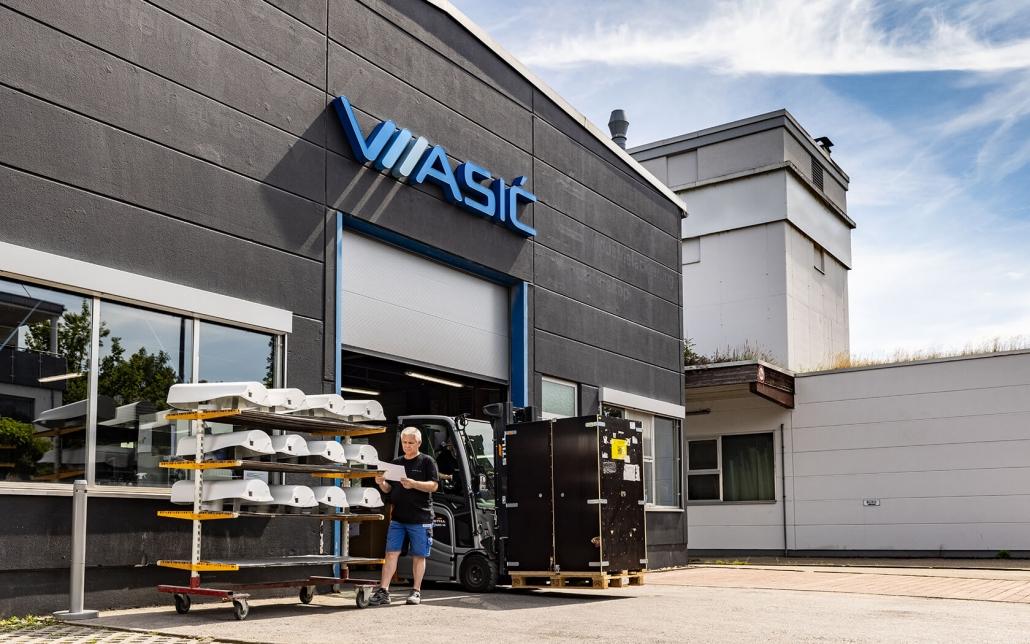 Vasić Industrielackierung: Unternehmen-Außenansicht