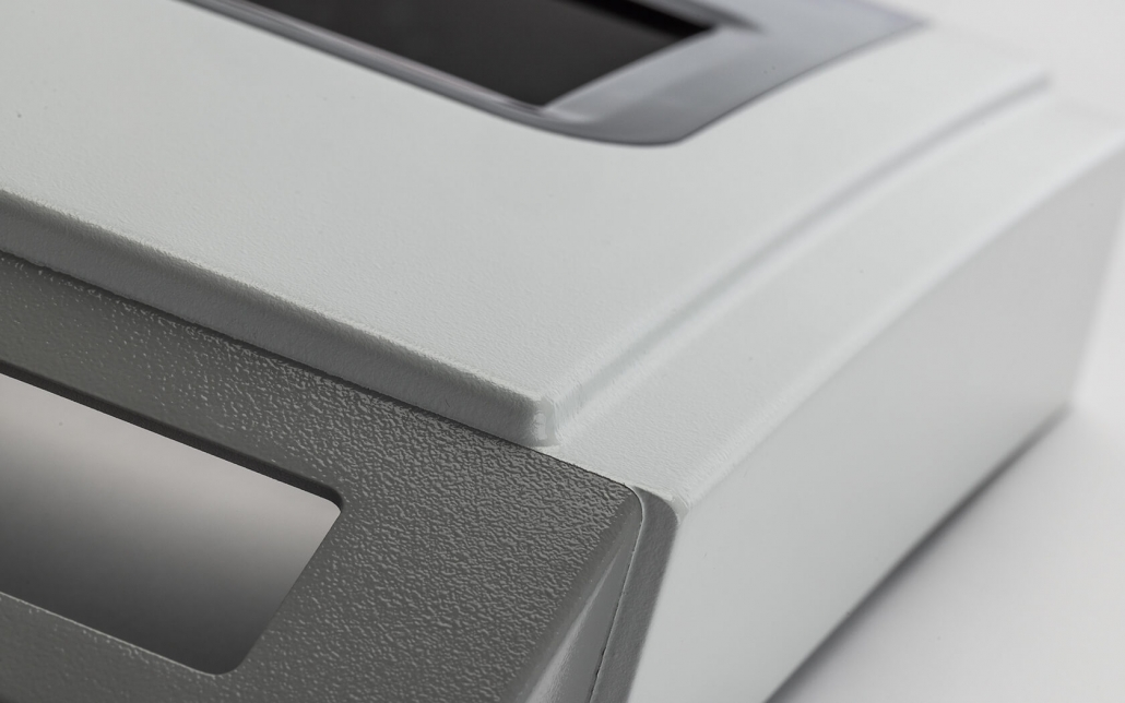 Referenzen Fried Kunststofftechnik GmbH: Saubere Abklebearbeiten